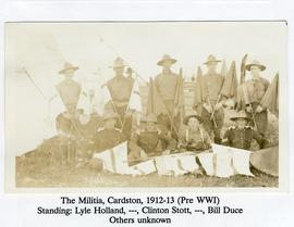 The Militia, Cardston