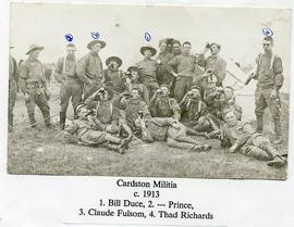 Cardston Militia