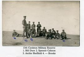13th Cardston Military Reserve