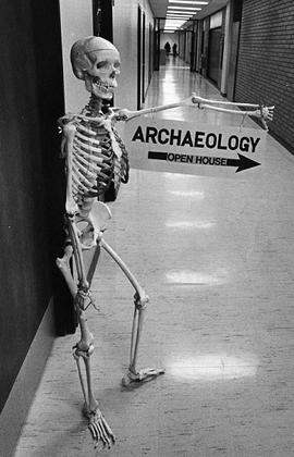 Department of Archaeology fonds.