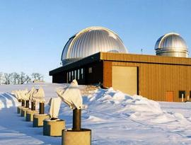 Rothney Astrophysical Observatory fonds.