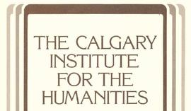 The Calgary Institute for the Humanities fonds.