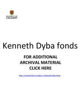 Kenneth Dyba fonds.